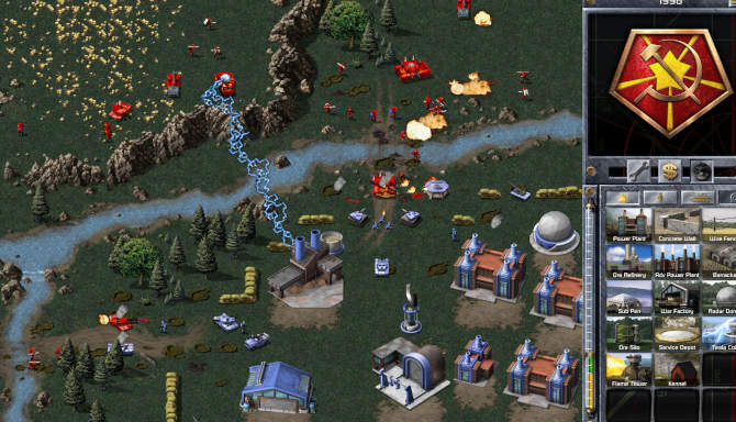 Command Conquer Remastered Collection cracked