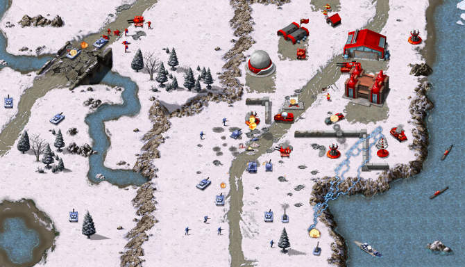 Command Conquer Remastered Collection for free