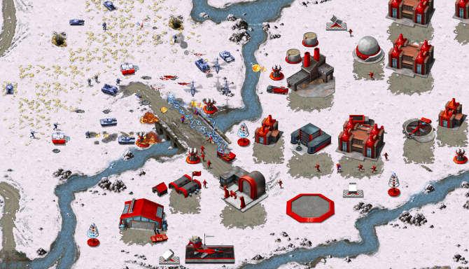 Command Conquer Remastered Collection free download