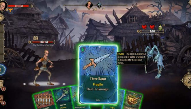 Deck of Ashes free download