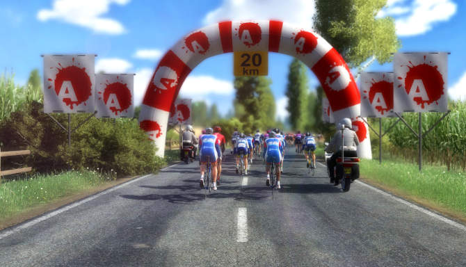 Pro Cycling Manager 2020 for free