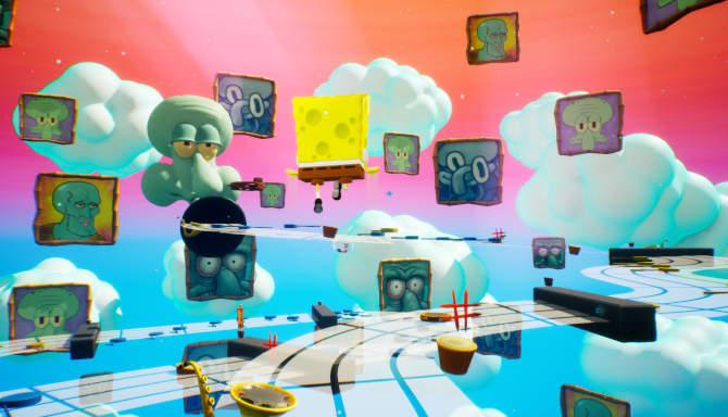 SpongeBob SquarePants Battle for Bikini Bottom Rehydrated cracked