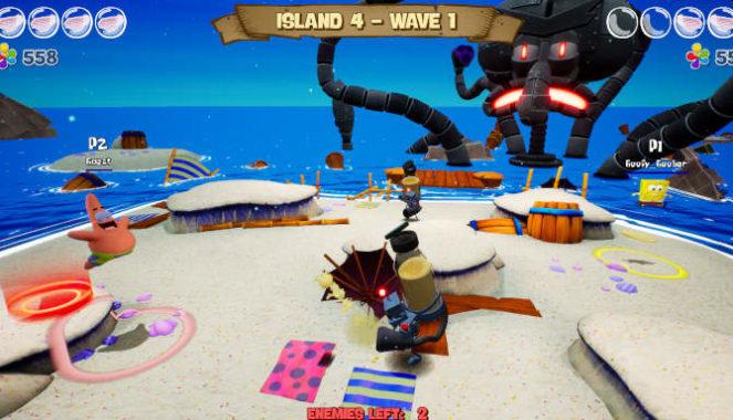 SpongeBob SquarePants Battle for Bikini Bottom Rehydrated for free