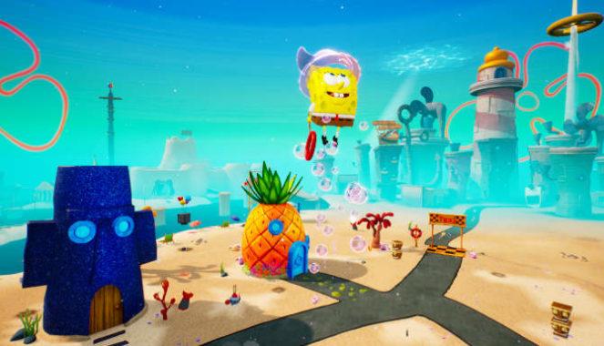 SpongeBob SquarePants Battle for Bikini Bottom Rehydrated free download