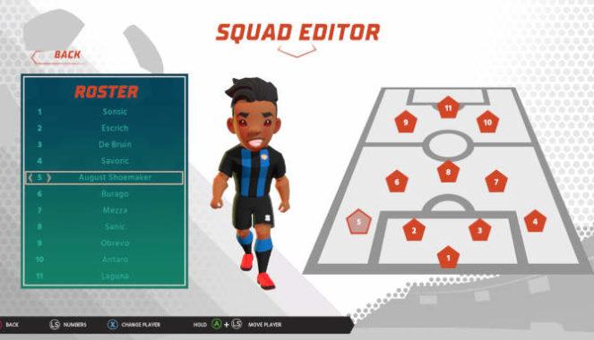 Super Soccer Blast for free