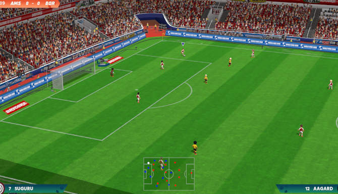 Super Soccer Blast free download