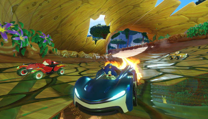 Team Sonic Racing for free