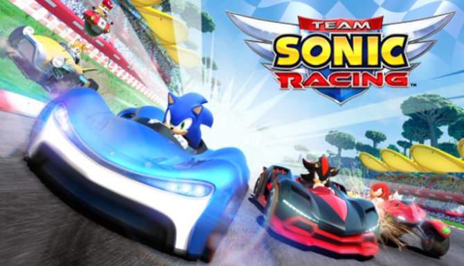 Team Sonic Racing free