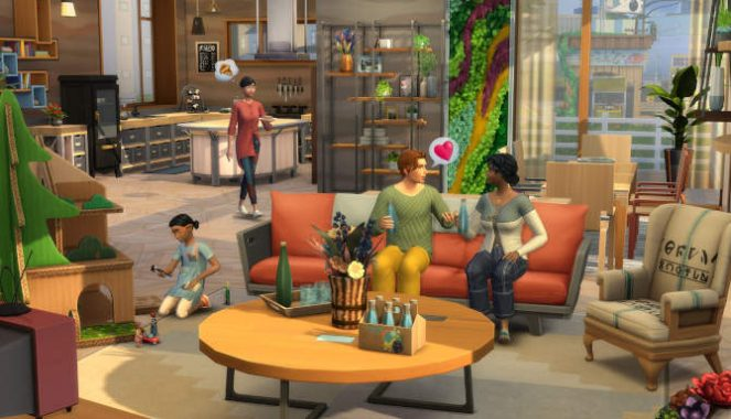 The Sims 4 Eco Lifestyle for free