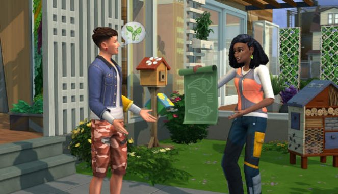 The Sims 4 Eco Lifestyle free download