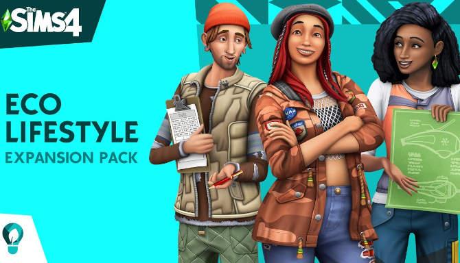The Sims 4 Eco Lifestyle free