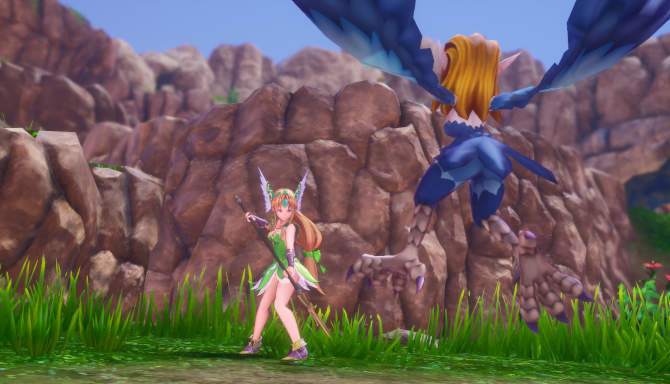 Trials of Mana cracked