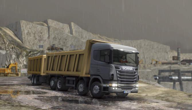 Truck and Logistics Simulator cracked
