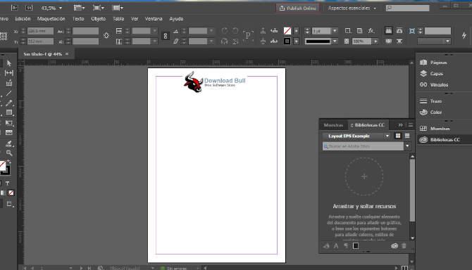 Adobe InDesign 2020 cracked