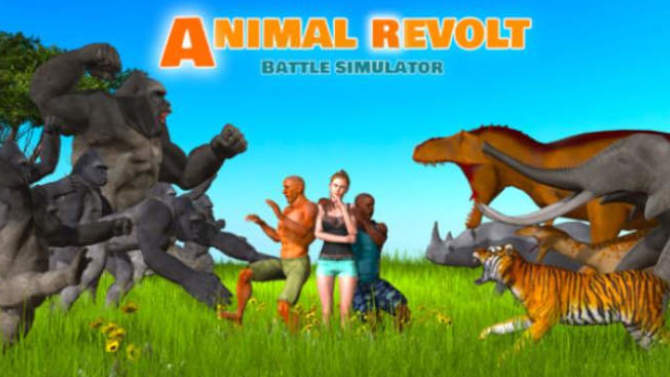 Animal Revolt Battle Simulator free