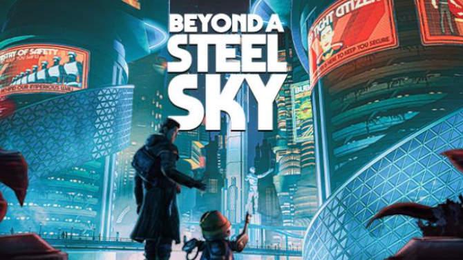 Beyond a Steel Sky free