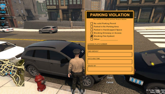 Flashing Lights Police Firefighting Emergency Services Simulator cracked