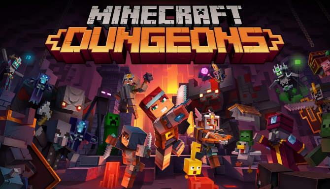 Minecraft Dungeons free