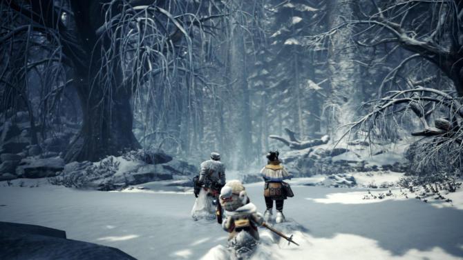 Monster Hunter World Iceborne free download