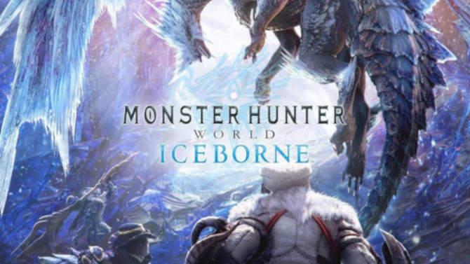Monster Hunter World Iceborne free