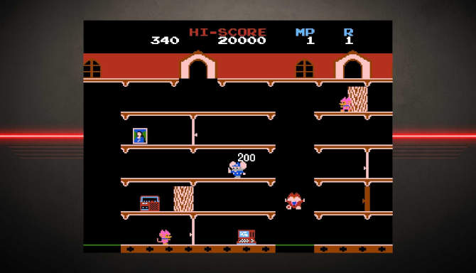 NAMCO MUSEUM ARCHIVES Vol 1 free download