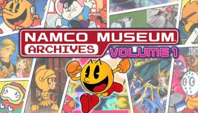 NAMCO MUSEUM ARCHIVES Vol 1 free