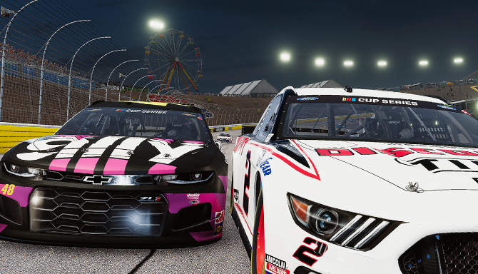 NASCAR Heat 5 for free