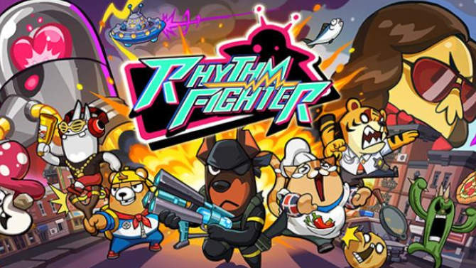 Rhythm Fighter free