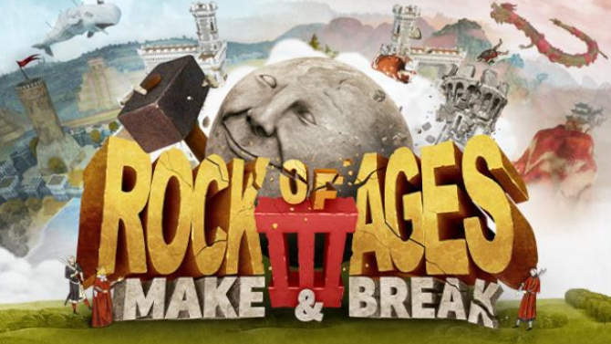 Rock of Ages 3 Make and Break free