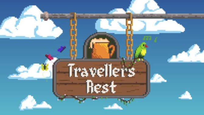 Travellers Rest free