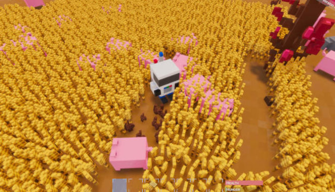 Voxelaxy Remastered free download