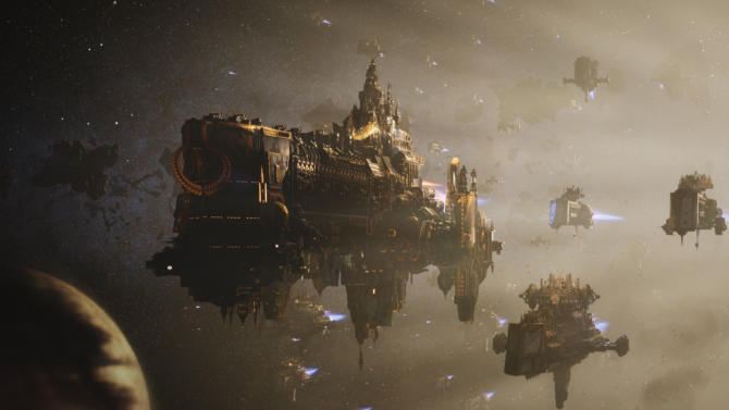 Battlefleet Gothic Armada 2 cracked