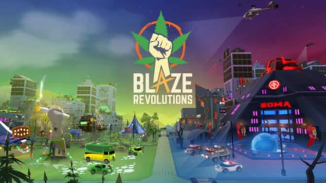 Blaze Revolutions free
