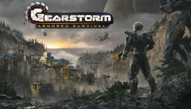GearStorm Armored Survival Free