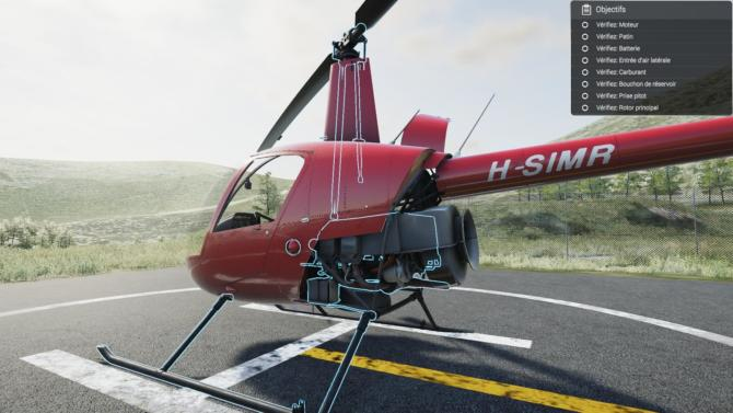 Helicopter Simulator free cracked