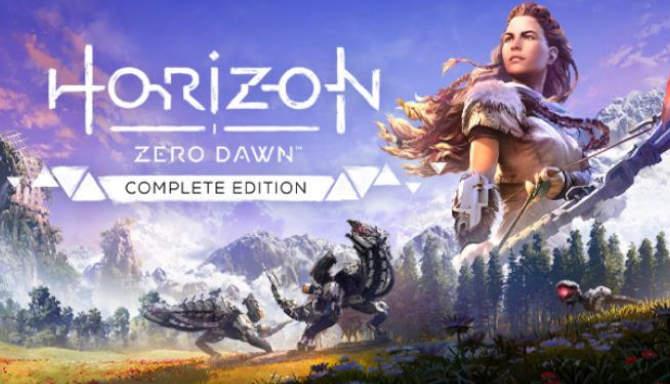 Horizon Zero Dawn Complete Edition free