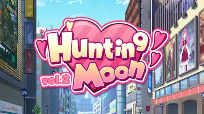 Hunting Moon vol 2 free