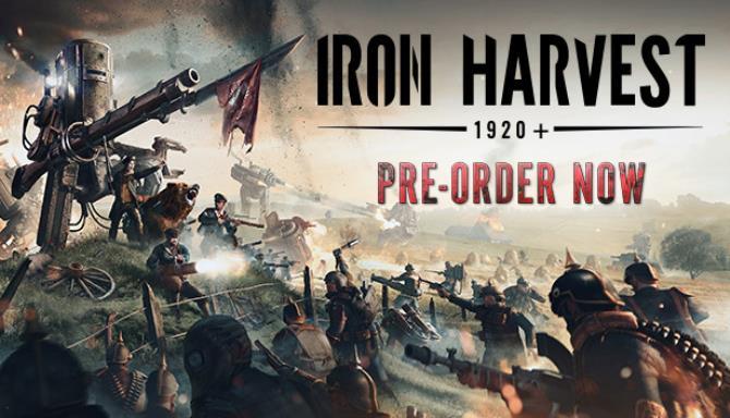 Iron Harvest Free
