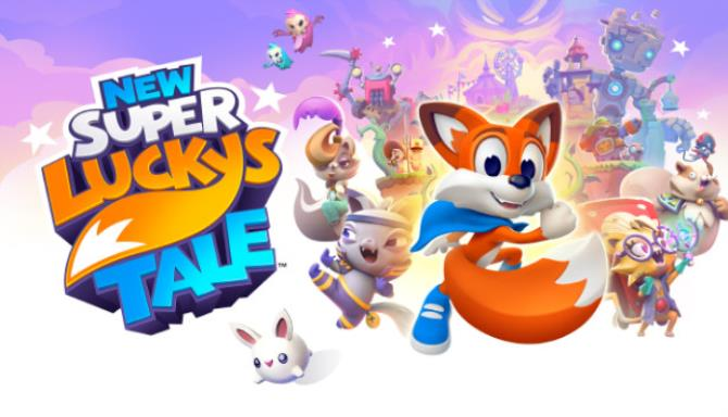 New Super Luckys Tale Free