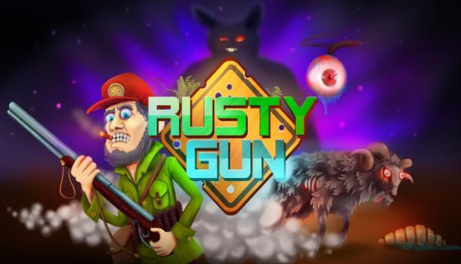 Rusty gun Free