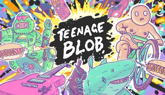 Teenage Blob Free
