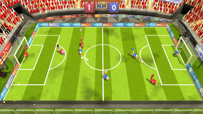Alpaca Ball Allstars free download