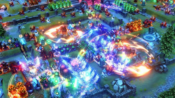 Element TD 2 Multiplayer Tower Defense free download
