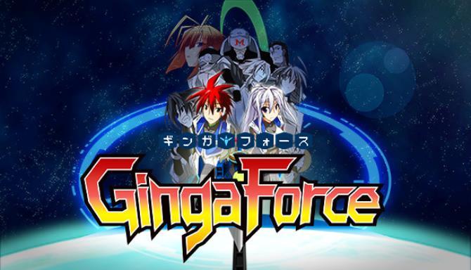 Ginga Force free