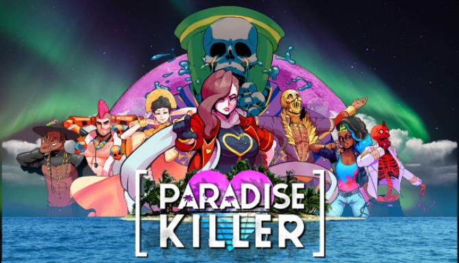Paradise Killer Free