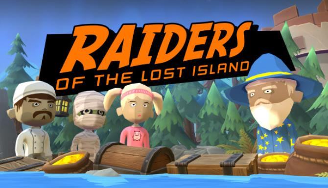 Raiders Of The Lost Island Free