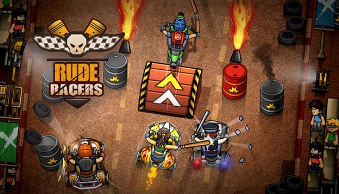 Rude Racers 2D Combat Racing Free