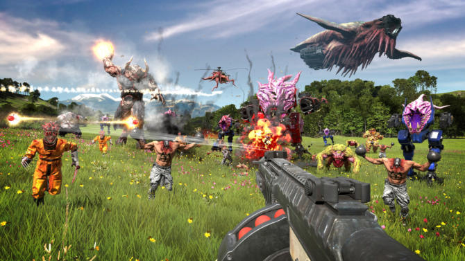 Serious Sam 4 for free