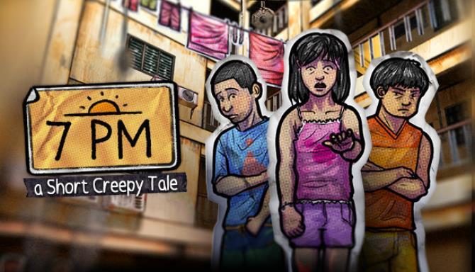 Short Creepy Tales 7PM free