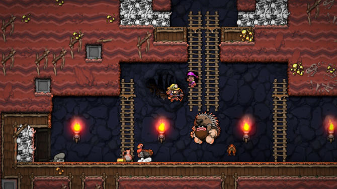 Spelunky 2 for free